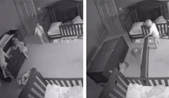 RODITELJI, OPREZ! Par je bio šokiran kad su vidjeli što je kamera snimila u dječjoj sobi