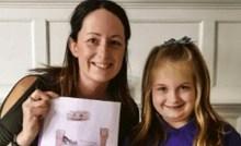 Mama je htjela propasti u zemlju od srama kad je na roditeljskom vidjela što je kći nacrtala