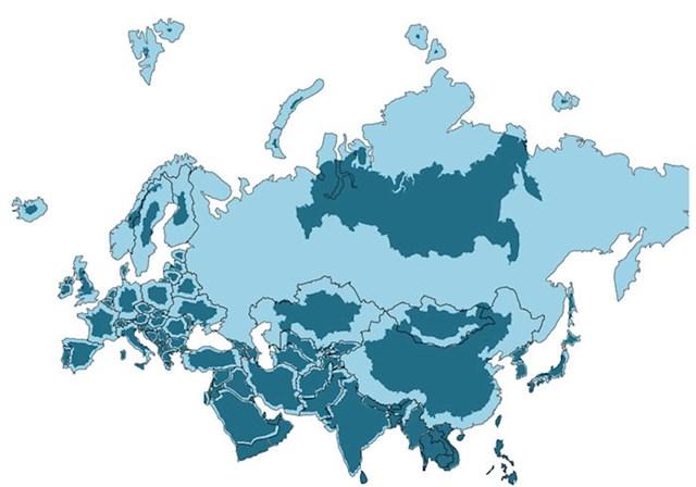 Europa i Azija