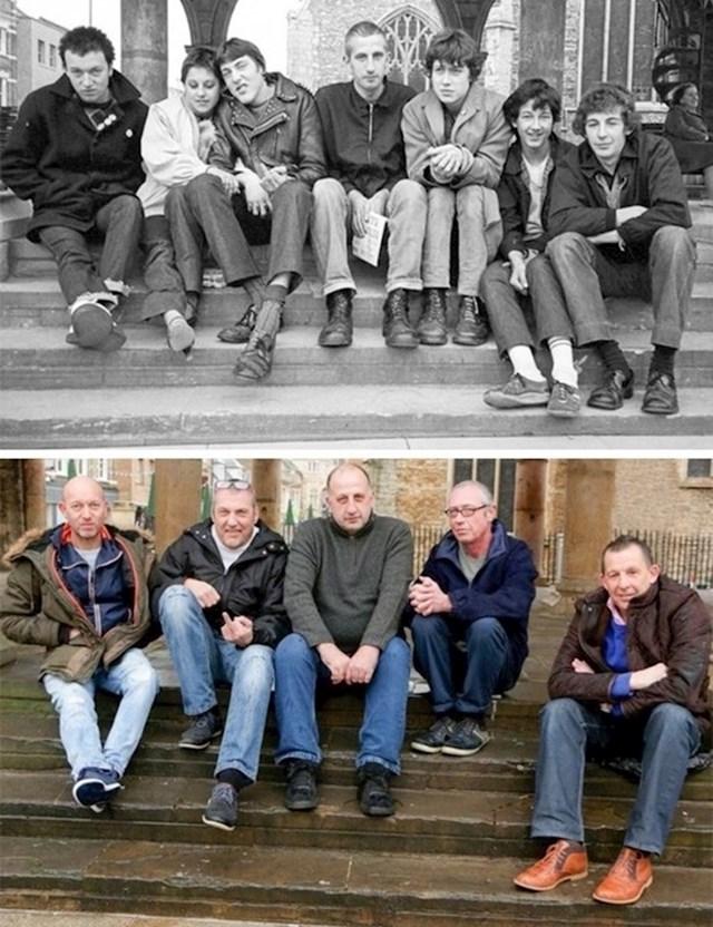 Ekipa sa stepenica (1980 i 2015)
