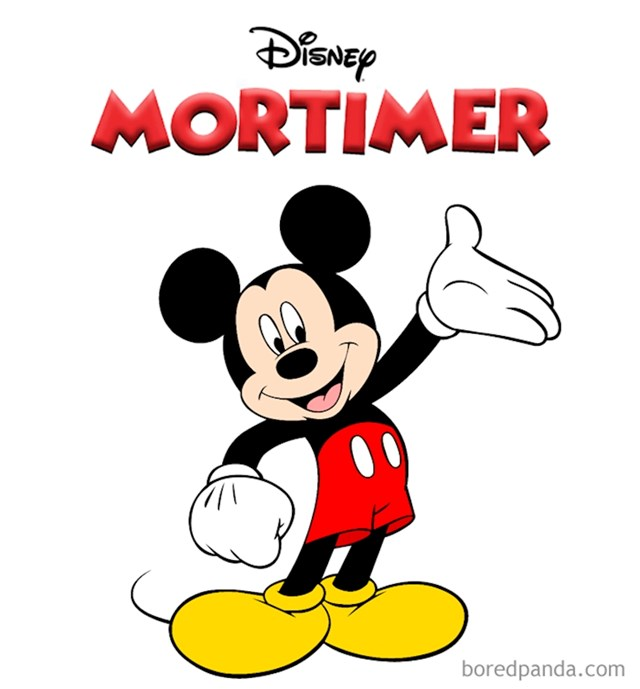Mickey Mouse / Mortimer