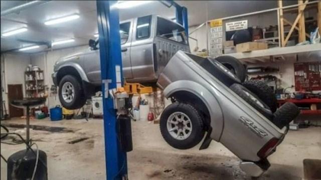 """""""Automehaničar je trebao samo sitnicu popraviti. Evo što me dočekalo kad sam se vratio u radionicu."""""""