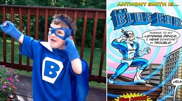 Ekipa iz Marvel Comicsa je smisla skroz novog superheroja kako bi nagovorili dječaka da nosi aparatić za uši