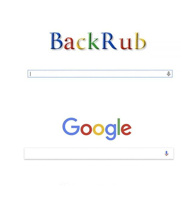 Google / BackRub