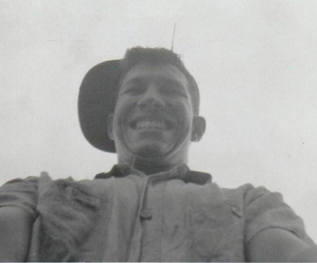 """""""Ovo je dokaz da je moj djed već 1961. godine znao slikati selfieje."""""""