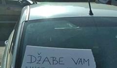 Saznali su što se dogodi kad u Hrvatskoj parkiraš na krivom mjestu, evo kakva ih je poruka dočekala