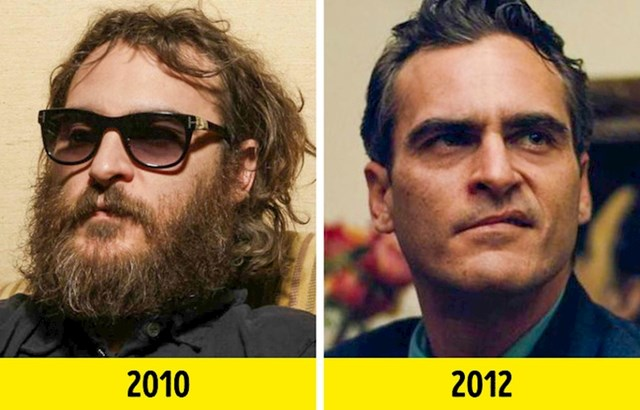 Joaquin Phoenix, The Master
