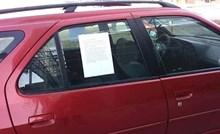 Brutalno iskrena poruka nasmijala je prolaznike, pogledajte zbog čega je čovjek prodavao auto