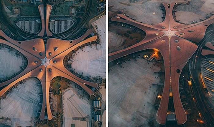 Kinezi otvaraju spektakularnu zračnu luku s najvećim terminalom na svijetu, zavirite u njenu unutrašnjost