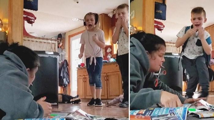 VIDEO Je li mama trebala djeci prirediti ovakvu podvalu? Mnogi kažu da je pretjerala