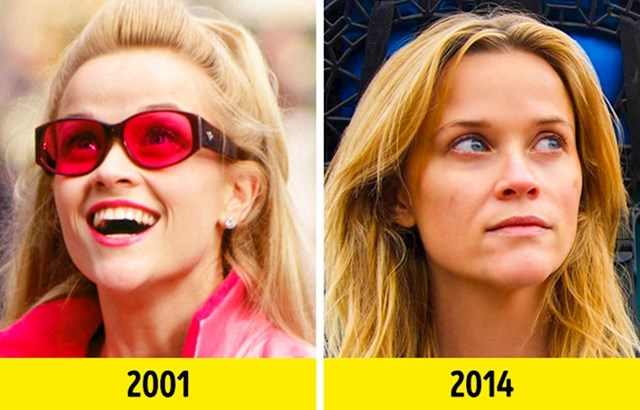 Reese Witherspoon, Divljina