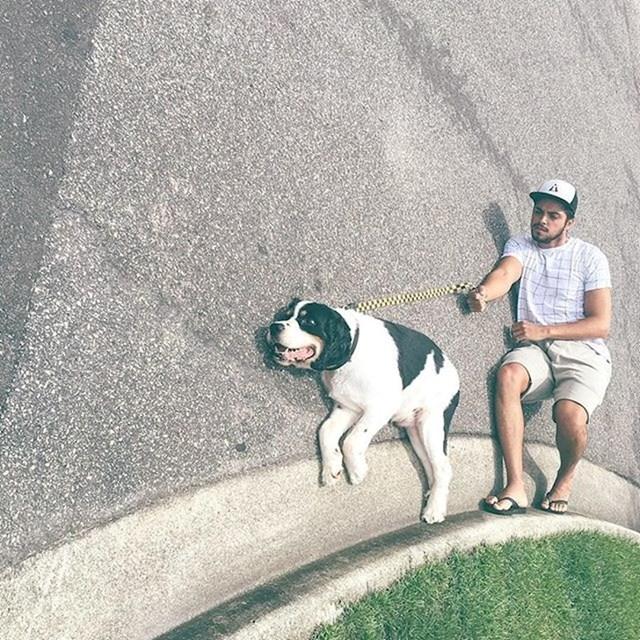 """""""Šetanje psa"""""""