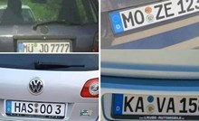 Mujo i Haso stigli na Jadran: Top lista najsmješnijih registarskih tablica slikanih na hrvatskoj obali