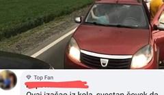 Netko je objavio sliku tornada u Rumunjskoj, jedan lik je nasmijao ostale svojim komentarom