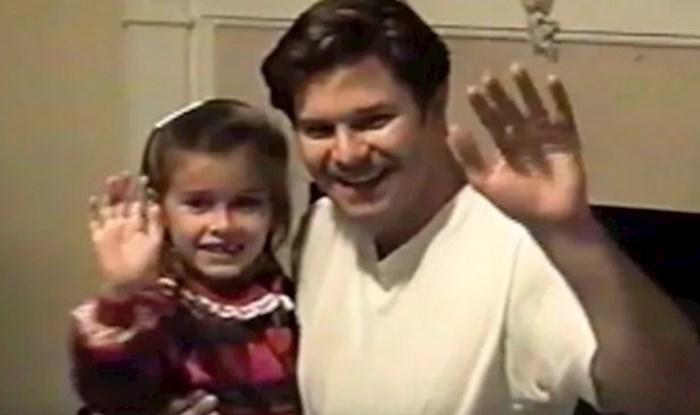 Tata je cijeli život plesao s njom, a onda je na vjenčanju pokazao nešto što ju je rasplakalo