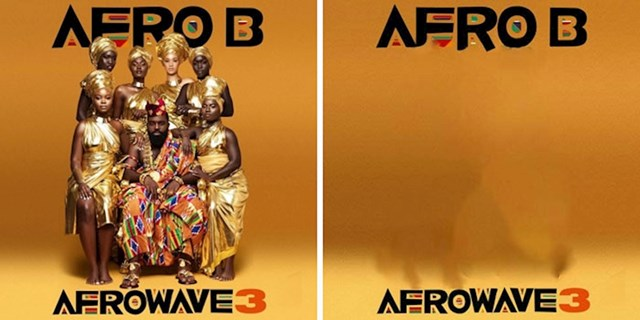 Afro B - Afrowave 3