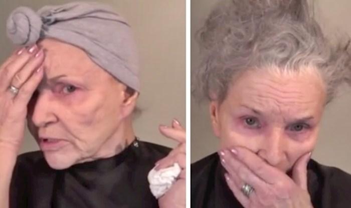 78-godišnjakinja je posjetila stilista i pokazala koliko se može pomladiti u sat vremena