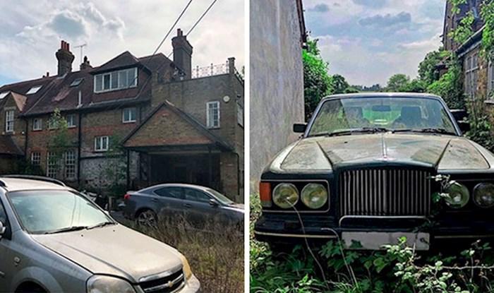 Urbani istraživač posjećuje napuštena imanja u predgrađu Londona, evo što ga je dočekalo