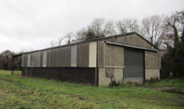 Mnogi bi ovu staru građevinu na farmi najradije srušili, no pogledajte u što ju je njen vlasnik pretvorio