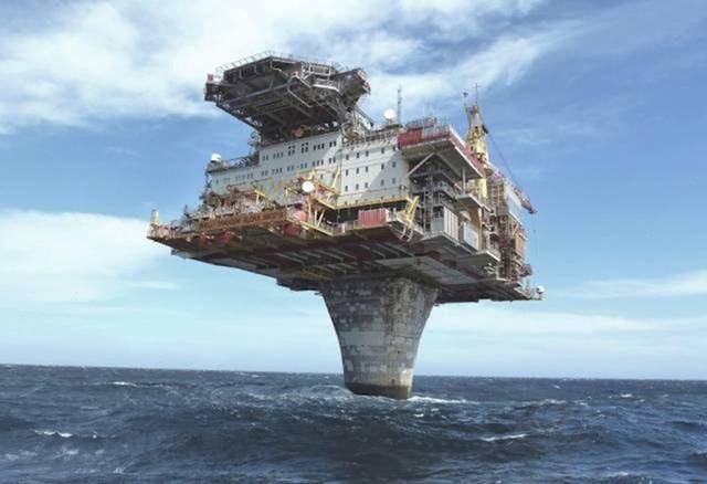 Draugen platforma u norveškom moru