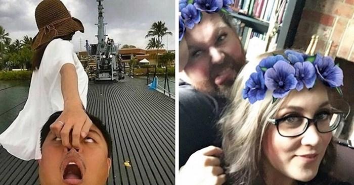 13 parova podijelilo je slike koje pokazuju smiješnu stranu bračnog života