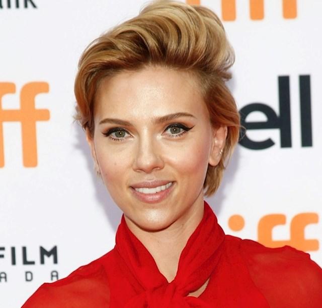 Scarlett Johansson - tonik od jabučnog octa