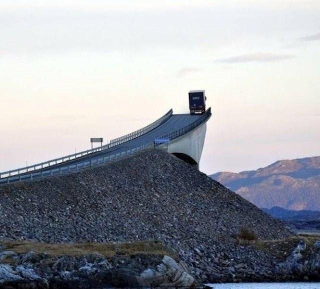 Most do provalije?