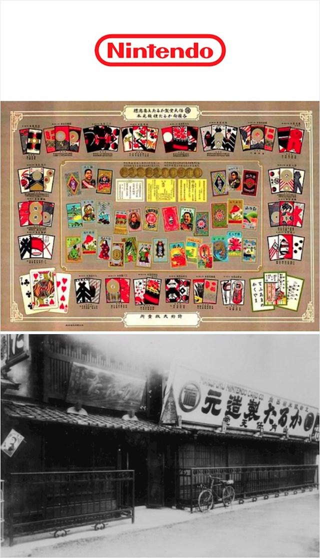 Nintendo kartaška igra (1889.)