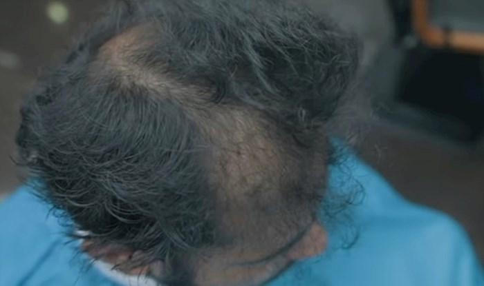 """VIDEO """"Najbolji frizer u Dubaiju"""" ponovno je napravio čudo, pogledajte kako je sredio ovog muškarca za vjenčanje"""
