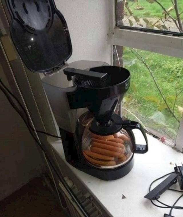 Kako brzo skuhati hrenovke