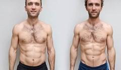 Jedan blizanac je mjesecima jeo vegansku hranu, drugi meso. Možete li pogoditi tko je tko?