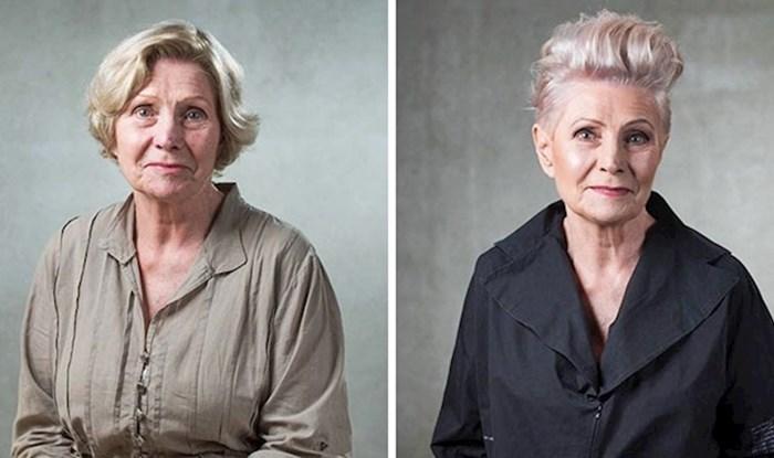20 žena koje su pomoću talentirane stilistice i nove frizure osvježile svoj izgled