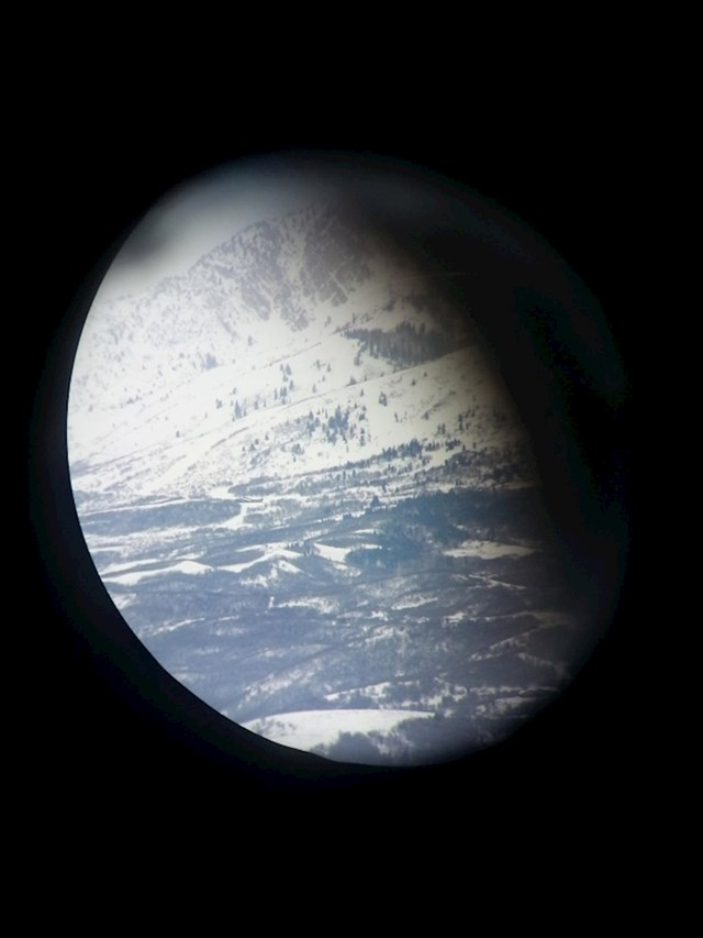 Jeste li i vi na trenutak mislili da je na fotki planet?