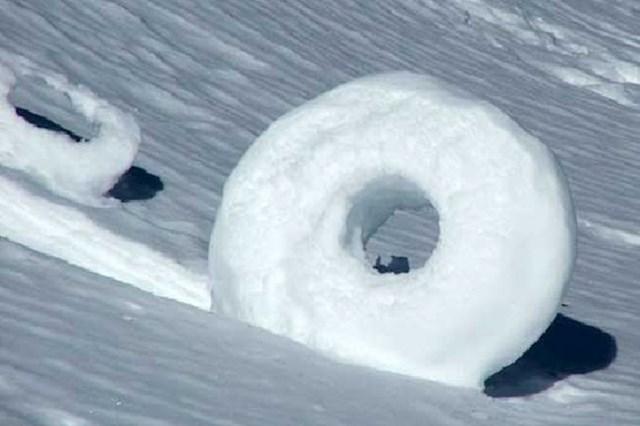 Snježni donuti