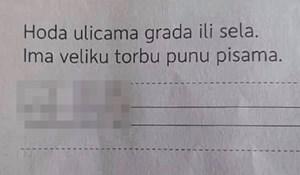 Djeca su morala riješiti zagonetku, jedan učenik je nasmijao učiteljicu svojim odgovorom