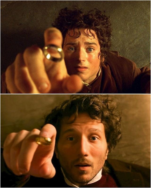 Gospodar prstenova: Prstenova družina