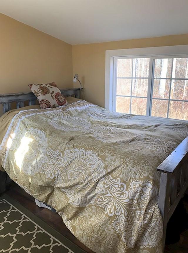 Ovo je spavaća soba za goste.