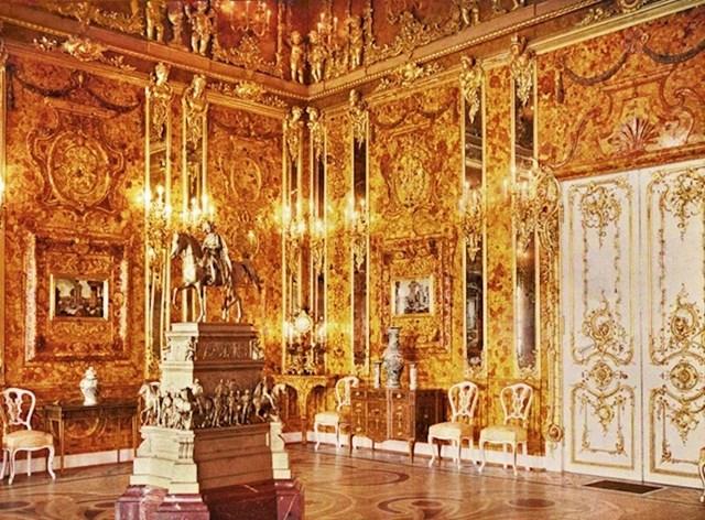 Jantarna soba - 142 milijuna dolara