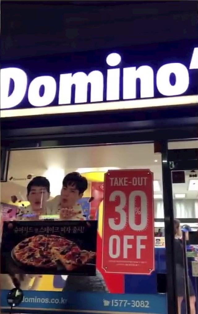 Gotovo svi restorani u Južnoj Koreji daju popust ako hranu uzmete za van.