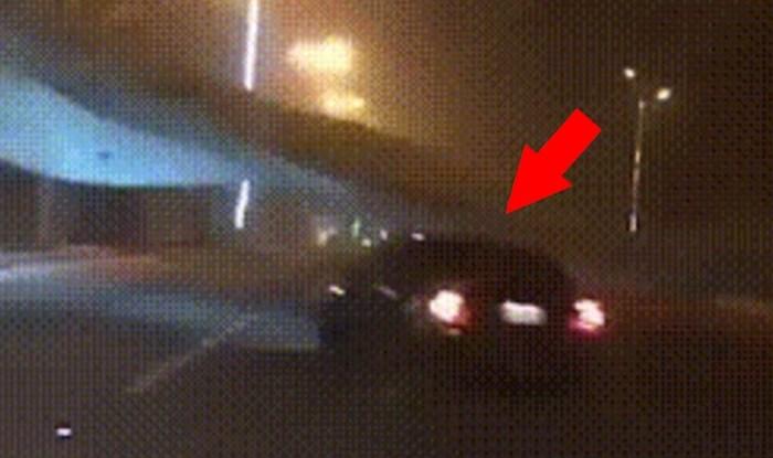 Na cesti su se događale čudne stvari, pogledajte što je ovaj vozač snimio