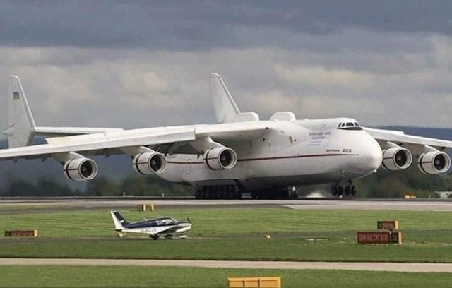 Veliki i mali zrakoplov