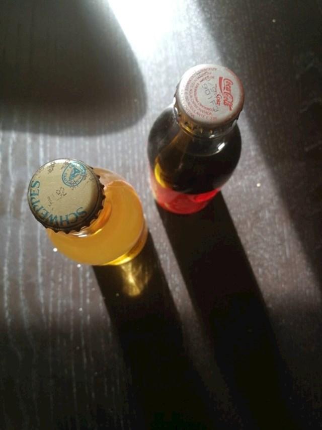 """""""U apartmanu sam našla bocu soka s rokom valjanosti koji je istekao prije 27 godina."""""""