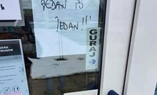 Radnicama apoteke dogodila se greškica, ovaj natpis je začudio svakog kupca