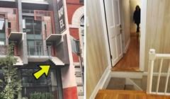 Osobe koje su dizajnirale ove stepenice očito žele da se netko na njima razbije