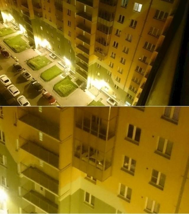 Kako je ovo uopće moguće? Pogledajte što se nalazi na nečijem balkonu.