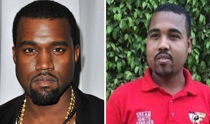 Ova lica će vam biti poznata: Neke zvijezde imaju zaista neočekivane dvojnike