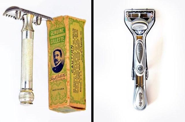Žileti za brijanje