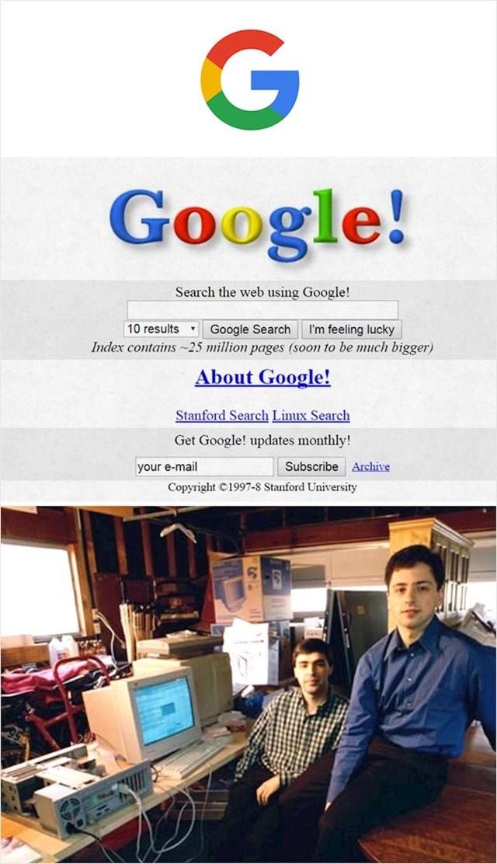Google tražilica (1998.)