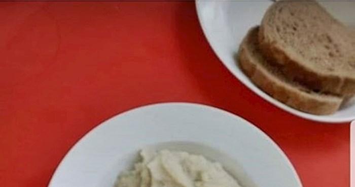 U Srbiji je završio u bolnici pa ostao razočaran kad je vidio hranu koju su mu servirali
