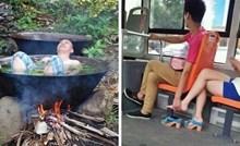20 neobičnih prizora koje ćete možda vidjeti ako jednog dana otputujete u Aziju